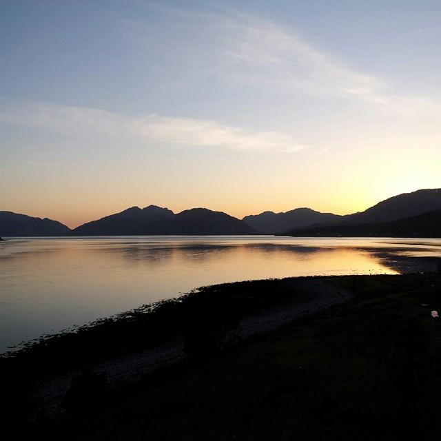 Grüße aus #Schottland - mit einer sensationellen Aussicht aus dem…