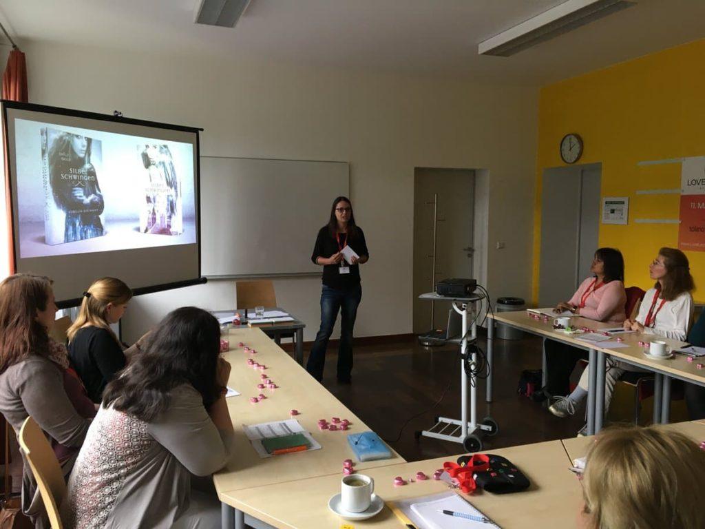 Workshop im Rahmen der LLA (Loveletter Academy)