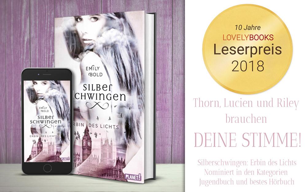 Lovelybooks-Leserpreis