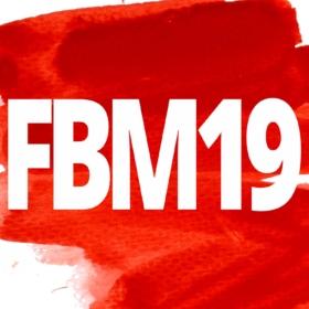 Triff mich auf der Buchmesse Frankfurt 2019!