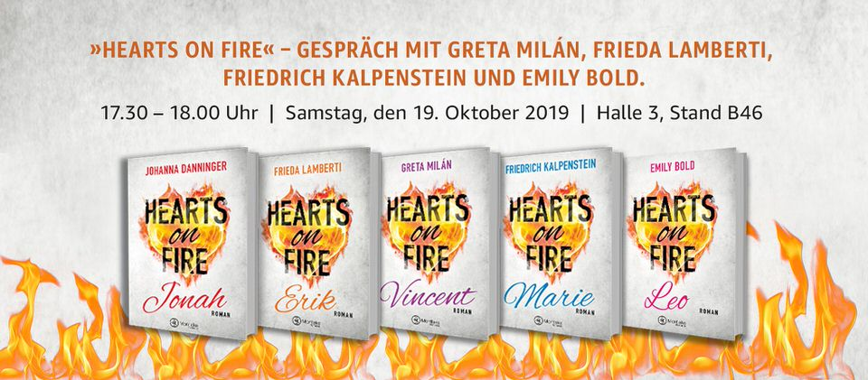 Hearts on Fire FBM