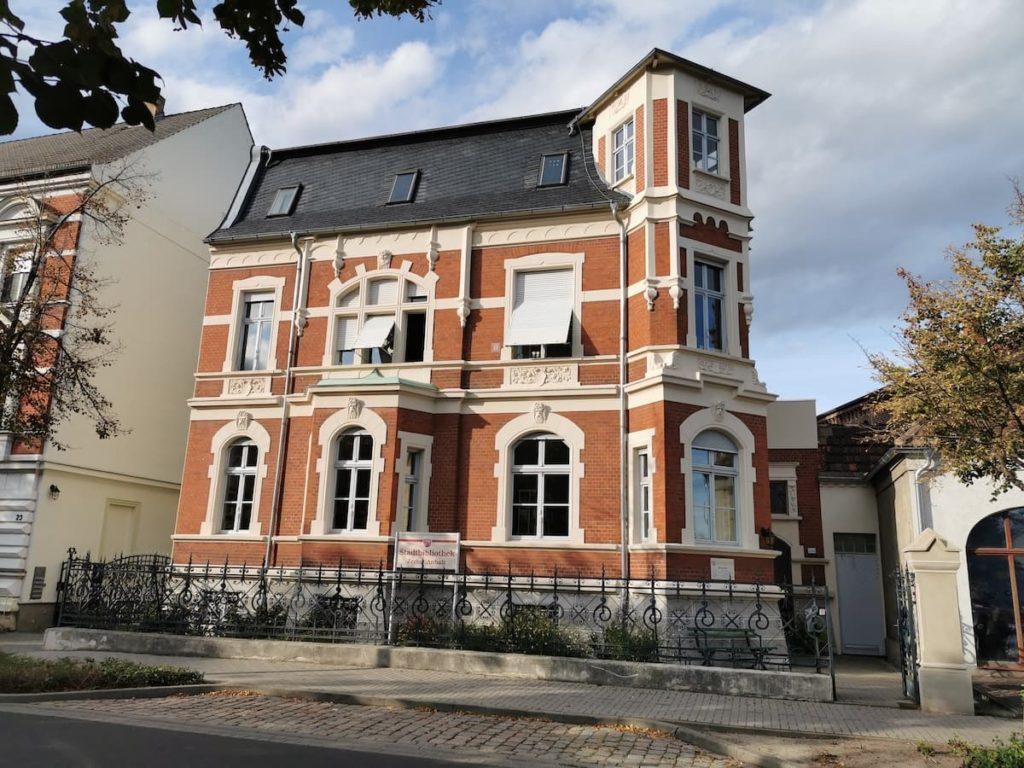 Historische Bibliothek in Zerbst
