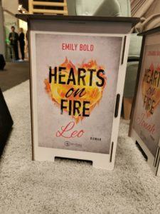 Hearts on Fire: Leo - erscheint am 26.11.2019