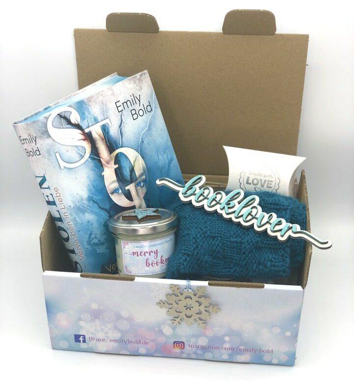 Merry-Bookmas Box