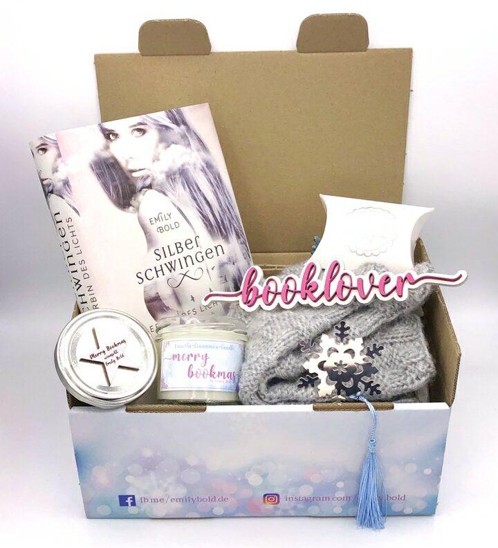 Merry-Bookmas Buchbox